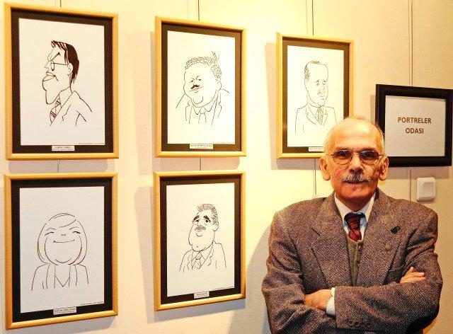 Atila Özer'in karikatürleri intihal davasına konu oldu