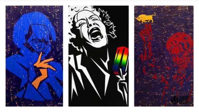 Atilla Atala'dan 'Cazın Görsel Ritmi' başlıklı resim ve heykel sergisi
