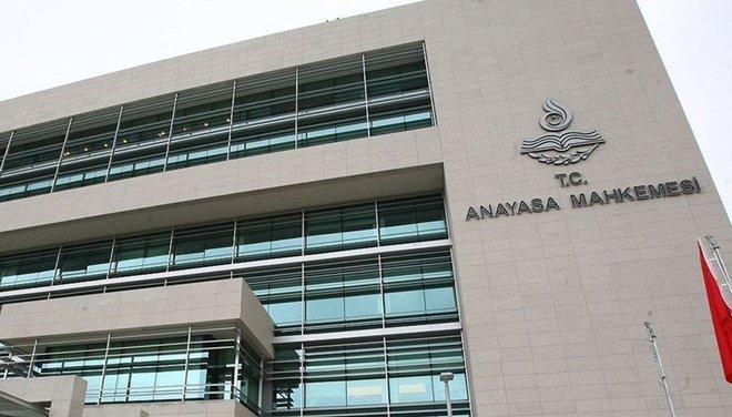 AYM Raportör HDP'nin kapatılmasına dair iddianamenin kabulü istendi