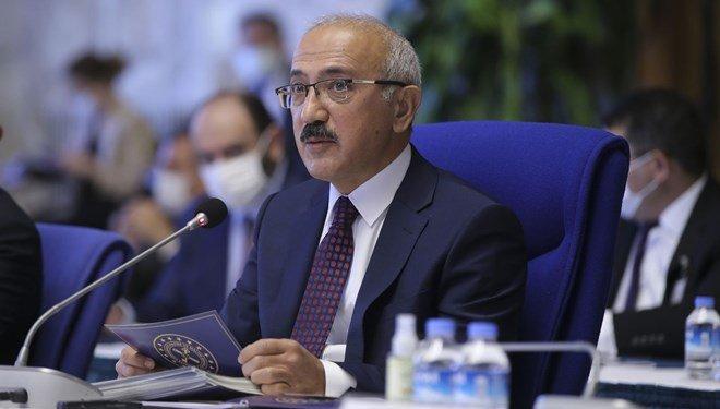 Bakan Elvan'dan vergi ödemelerinin ertelenmesi kararına ilişkin açıklama