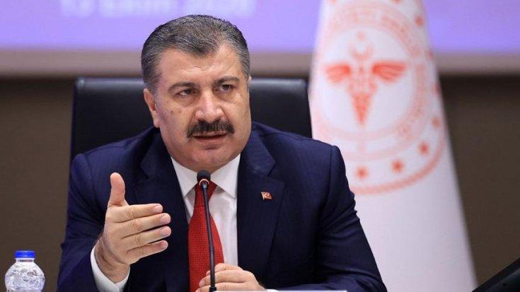 Bakan Koca: Son iki haftada İstanbul ve İzmir'de vaka sayısında yüzde 40, Ankara ve Bursa'da yüzde 60'a yakın düşüş oldu
