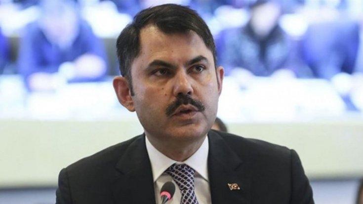 Bakan Kurum'dan 'Paris İklim Anlaşması' açıklaması