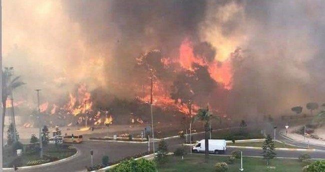 111 yangın kontrol altına alındı, 3 ilde 6 yangın devam ediyor