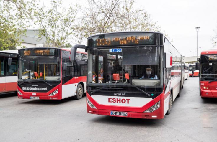 Bayramda İzmir'de toplu ulaşım yüzde 50 indirimli