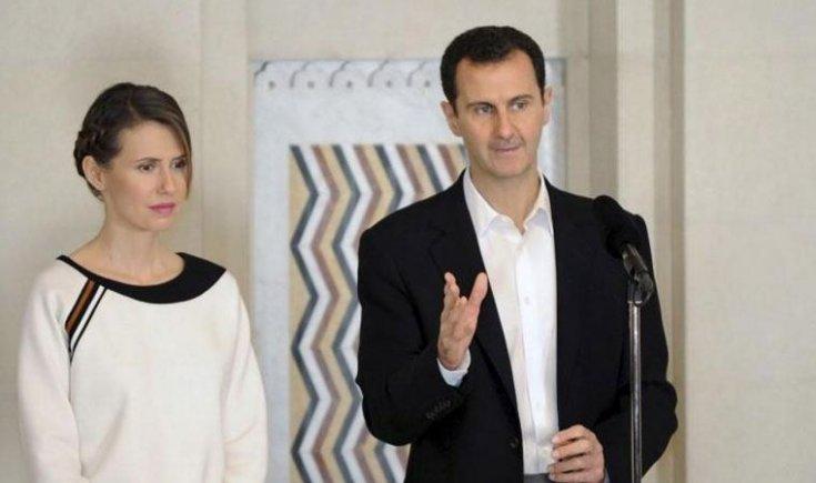 Beşar Esad ve eşi koronavirüse yakalandı