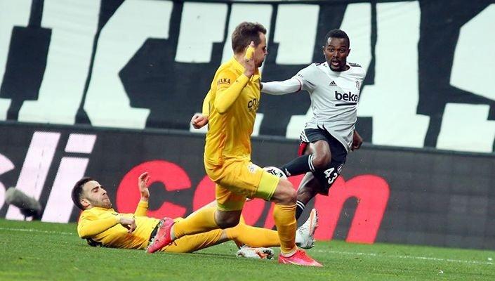 Beşiktaş 2 - 2 MKE Ankaragücü