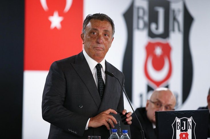 Beşiktaş Başkanı Ahmet Nur Çebi: 600 milyon TL borç artışı var