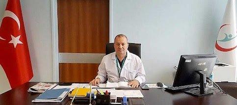 Beylikdüzü Devlet Hastanesi başhekimi Op. Dr. Ali Kalyoncu hayatını kaybetti