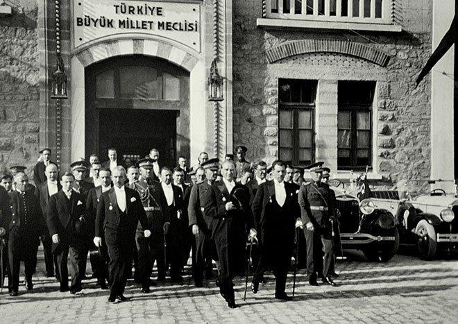 23 Nisan TBMM'nin kuruluşunun 101. yılı, Ulusal Egemenlik ve Çocuk Bayramı
