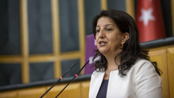 Buldan: Kadını ezmeye çalışan zihniyet Afganistan'da Taliban'dır, Rojava'da IŞİD'dir