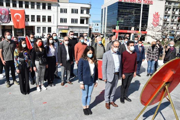 Bursa'da CHP'den 'Sessiz' 23 Nisan kutlaması!