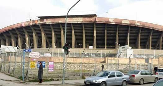 Cebeci Stadyumu'nun yıkılarak Millet Bahçesi yapılmasına ilişkin plan yargıya taşındı