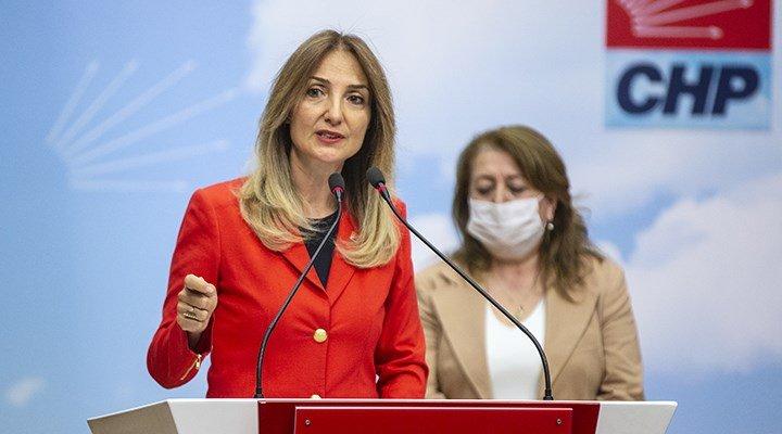 CHP Kadın Kolları Genel Başkanı Nazlıaka'dan eşine şiddet uygulayan kocanın serbest bırakılmasına tepki
