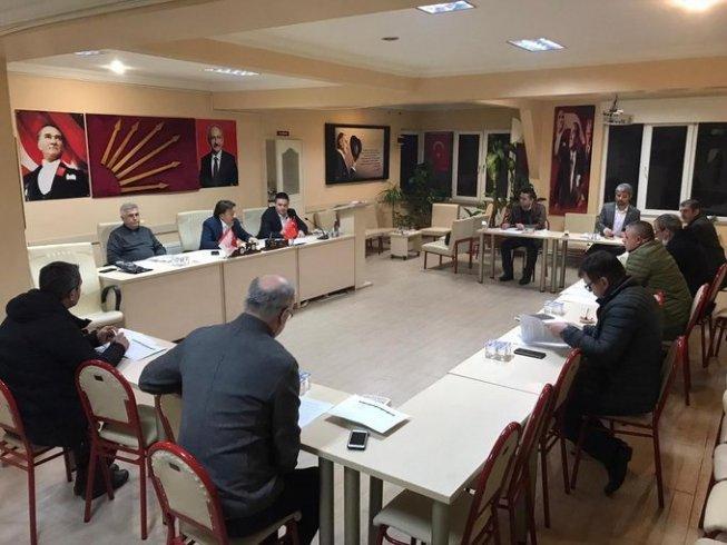 CHP Kırklareli İl Başkanı Alaaddin Güncer: Yarın seçim olacakmış gibi çalışıyoruz