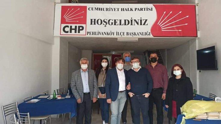 CHP Kırklareli'nden parti içi eğitim hamlesi