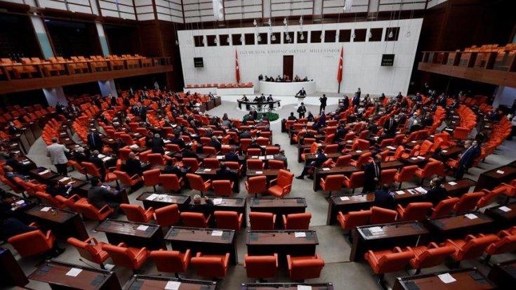 CHP ve HDP'li 20 milletvekiline ait 22 dokunulmazlık dosyası TBMM Başkanlığına sunuldu
