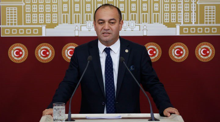 CHP'li Karabat: 2020'nin vergi rekortmeni halk oldu