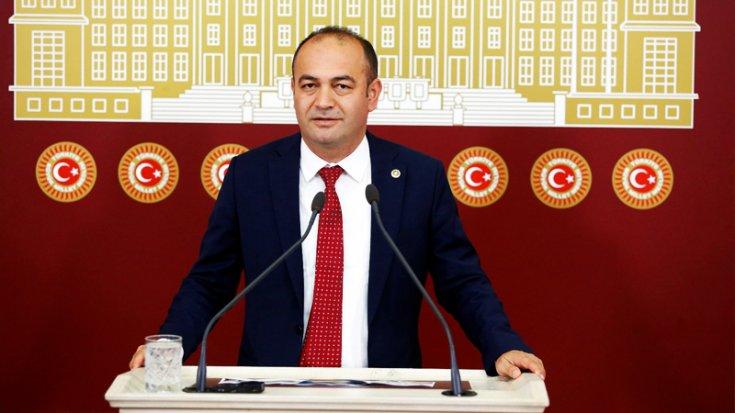 CHP'li Karabat: Bahçeşehir'de dere yatağına atık dönüşüm tesisi inşa ediliyor