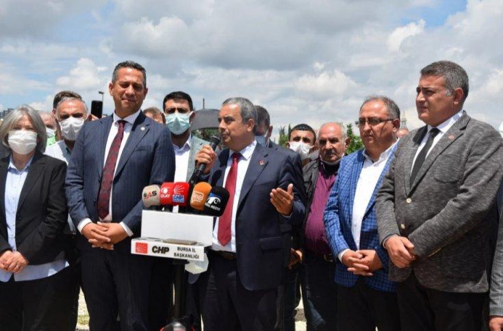 CHP'li Karaca'dan, AKP'li Bursa Belediye Başkanı'na: 2017'ye kadar kâr eden Burulaş'ı nasıl 213 milyon lira zarar ettirdiniz?