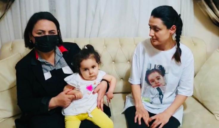 CHP'li Şevkin'den SMA hastası Eliz Mira'ya destek çağrısı