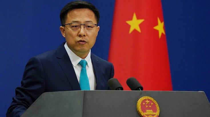 Çin: Ankara Büyükelçiliğimizin sosyal medya paylaşımı tamamen uygun