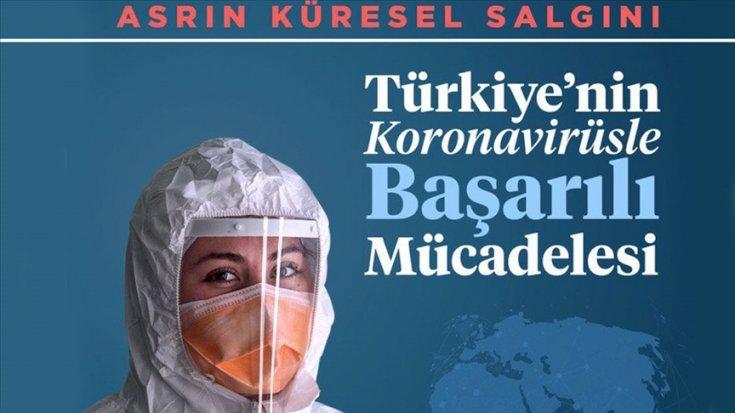 Cumhurbaşkanlığı İletişim Başkanlığı'nın hazırladığı 'Türkiye'nin Koronavirüsle Başarılı Mücadelesi' kitabında TTB ve belediyeler yok
