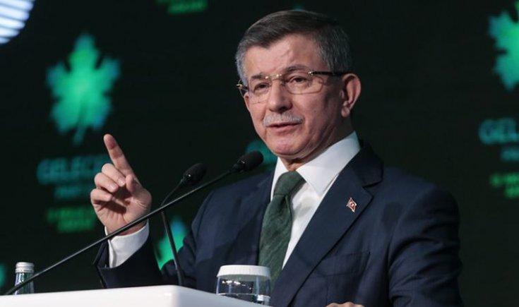 Davutoğlu: Halk kötü yönetimin faturasını kesecek