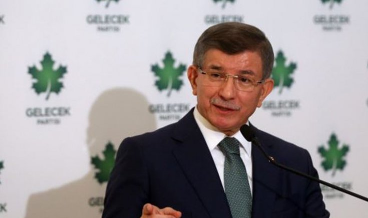 Davutoğlu'ndan 10 büyükelçi için 'istenmeyen adam ilan edilsin' talimatı veren Erdoğan'a tepki