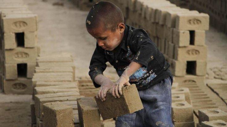 Dünyada 160 milyon çocuk işçi var