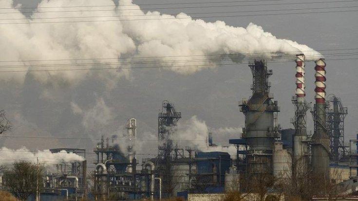 Dünya'da sera gazı salımının yüzde 52'si 25 şehirde gerçekleşiyor