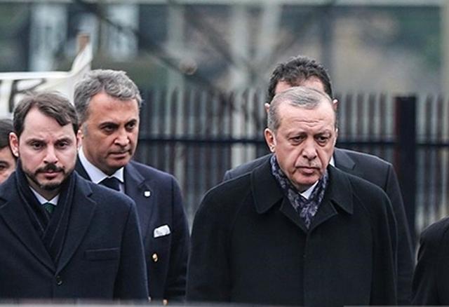 Erdoğan, Albayrak, Demirören ve Ziraat Bankası yöneticileri hakkında suç duyurusunda bulunuldu
