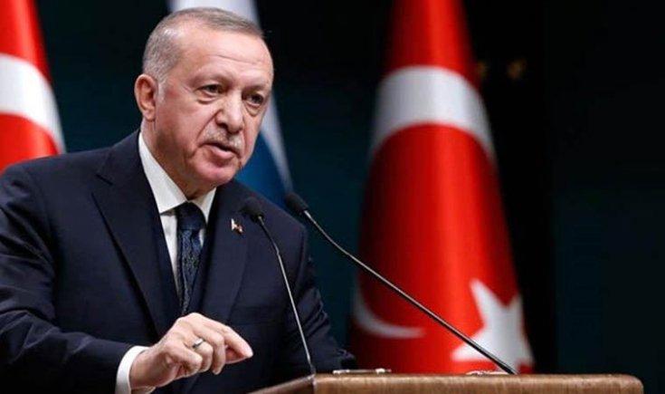 Erdoğan: Karalama kampanyalarına rağmen insanız hava araçlarımız dünyada gıpta ile takip ediliyor