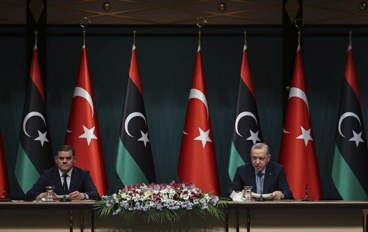 Erdoğan: Libya'ya 150 bin doz aşıyı teslim edeceğiz