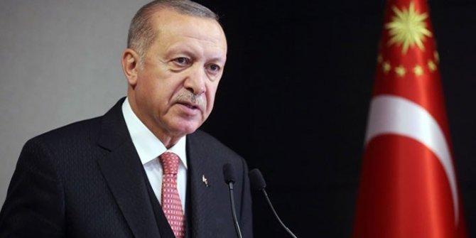 Erdoğan: Pazartesi gününden itibaren kontrollü normalleşme takvimimizi uygulamaya başlıyoruz