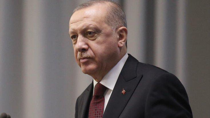 Erdoğan yangın bölgesini helikopterden inceledi