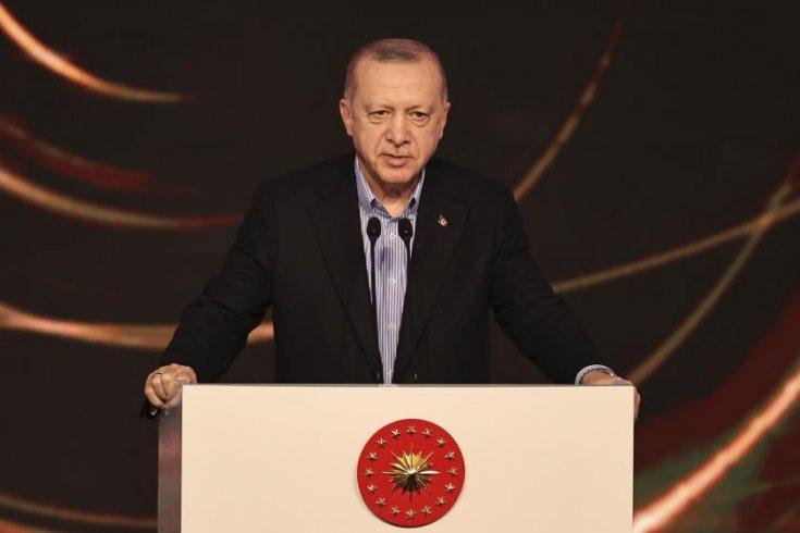 """Erdoğan'ın dili """"sürçtü"""": Suriye'yi istikrarsızlaştırma çabalarımızda destek alamadık"""