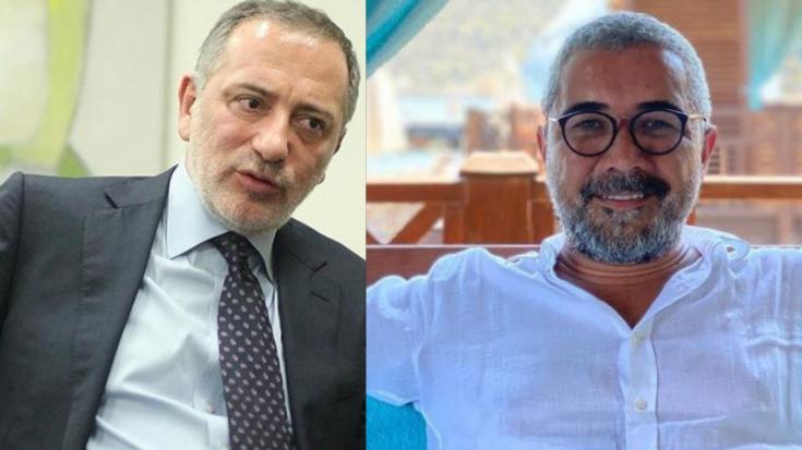 Fatih Altaylı: Veyis Ateş'ten beklentim, vahim iddiaları net ve açık biçimde yalanlaması