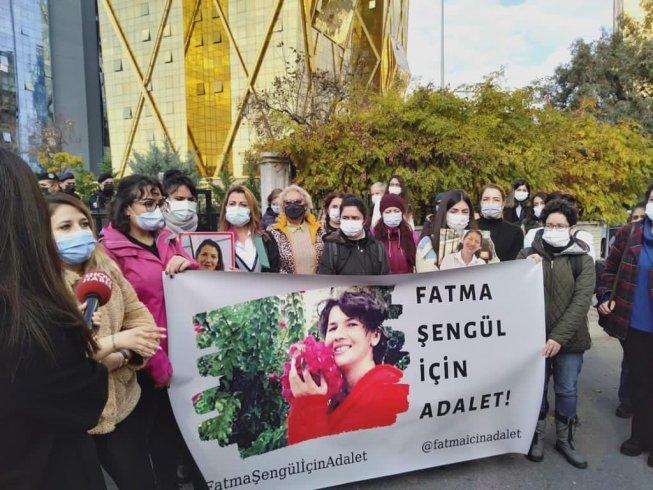 Fatma Şengül cinayet duruşması 22 Şubat 2021'de görülecek
