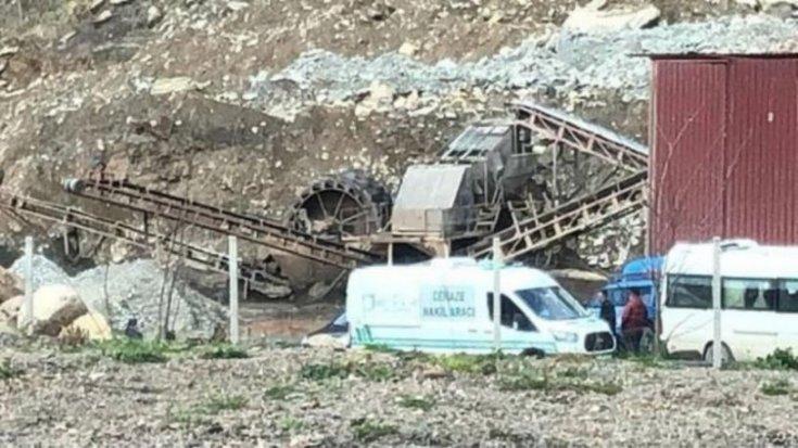Fatsa'da taş ocağında iş cinayeti
