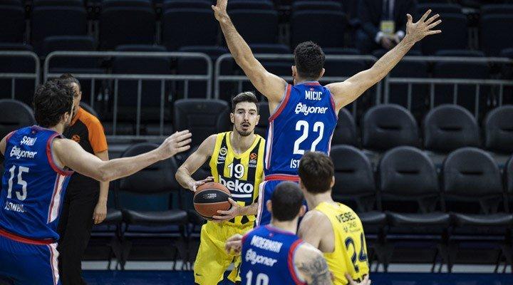 Fenerbahçe Beko 74-106 Anadolu Efes
