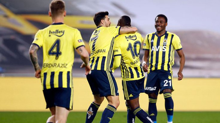 Fenerbahçe, Denizlispor'u 1-0 yendi