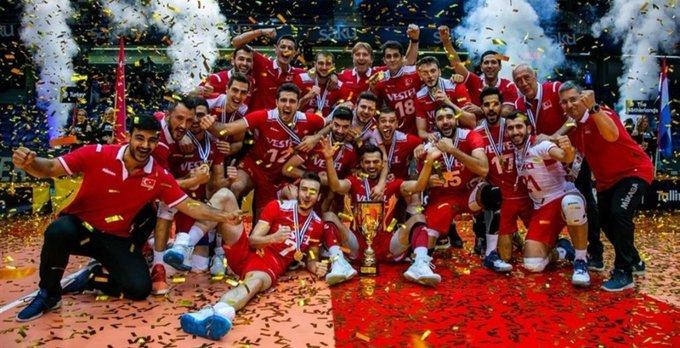 Filenin Efeleri üst üste ikinci kez Avrupa Altın Ligi şampiyonu oldu