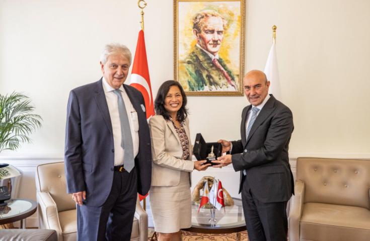 Filipinler ile İzmir arasında işbirliği