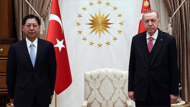 Financial Times: Türkiye Çin Büyükelçisini azarladı