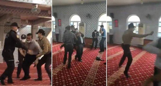 Gaziantep'te camide gözaltına alınan 76 kişi serbest bırakıldı