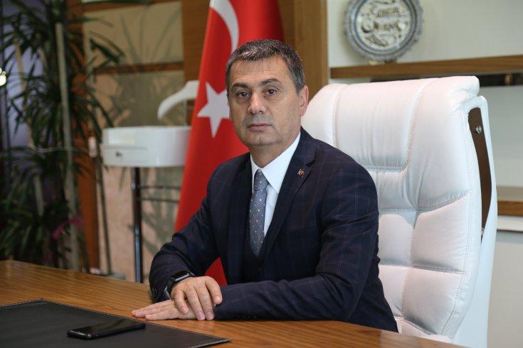 Gölbaşı Belediye Başkanı Ramazan Şimşek'ten bayram mesajı