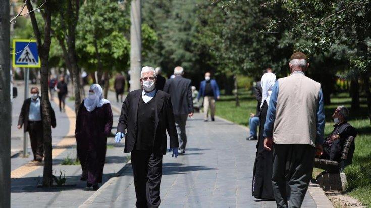 Güneydoğu Anadolu Bölgesi için kısıtlama uyarısı