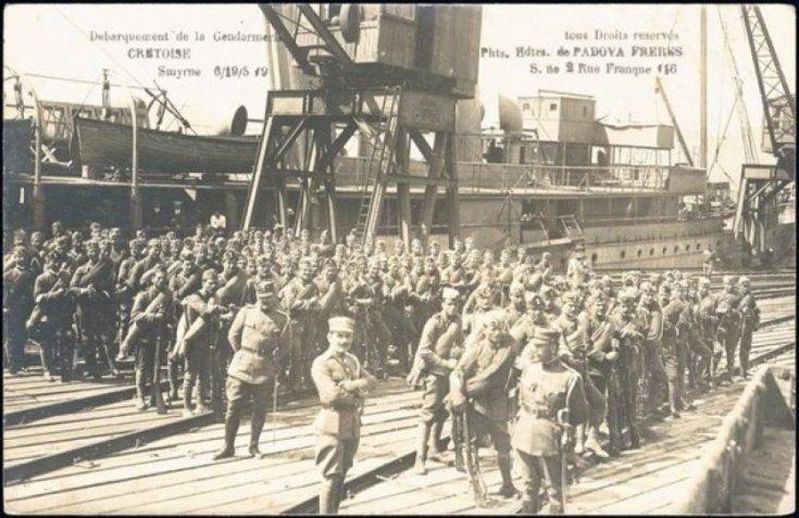 Hasan Tahsin, 102 yıl önce İzmir'in işgaline karşı Yunan işgal kuvvetlerine ilk kurşunu attı