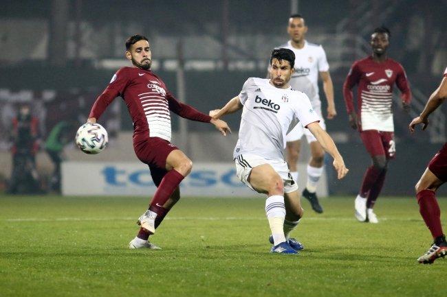 Hatayspor 2-2 Beşiktaş