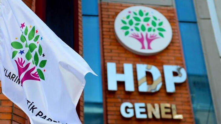 HDP'li 451 kişi hakkında siyasi yasak isteniyor